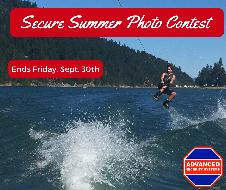 Secure Summer Photo Contest- ends Friday!