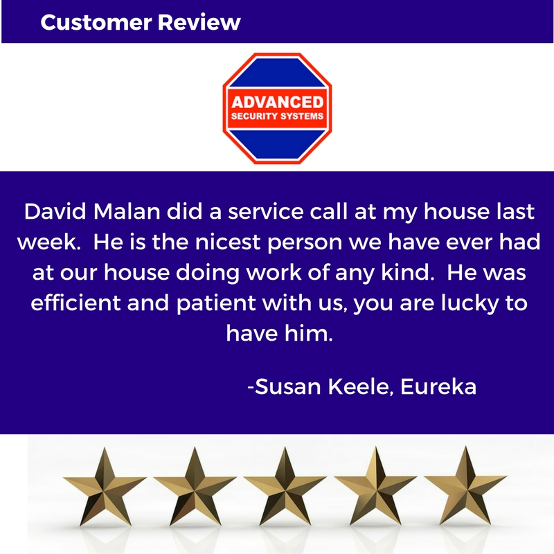 Another Happy Customer…