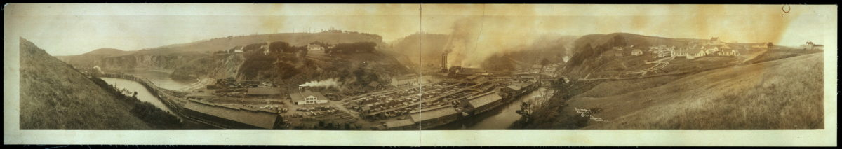 Albion California in 1911