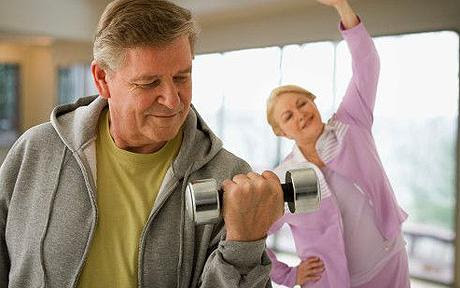 Celebrate National Senior Health & Fitness Day