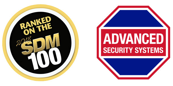 Advanced Security Systems a 'Top 100' Security Dealer in Nationwide Rankings