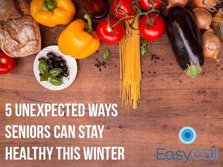 5 Unexpected Ways Seniors Can Stay Healthy This Winter