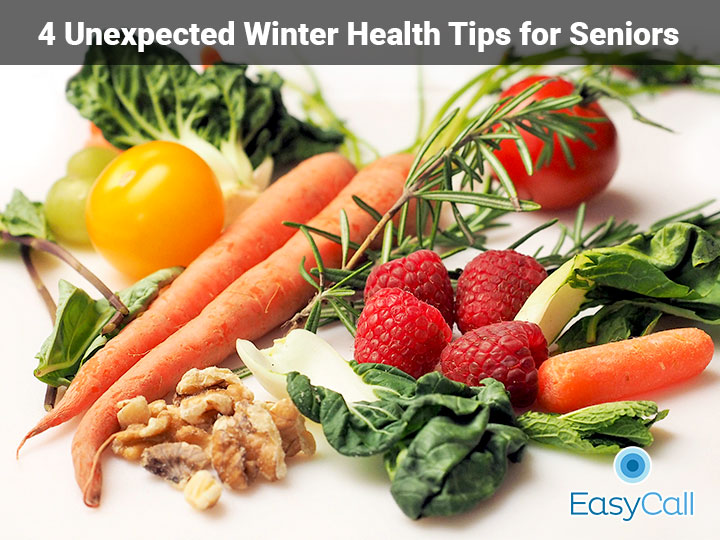 Four Unexpected Winter Health Tips for Seniors