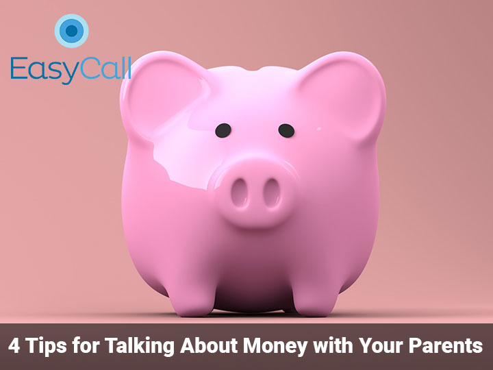 4 Tips for Talking About Money with Your Parents