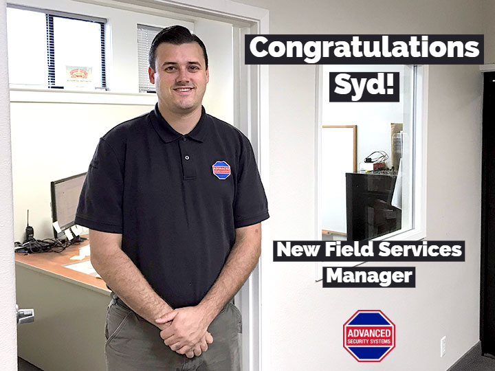 Advanced Security Systems Taps Syd Lemmon for Field Services Manager