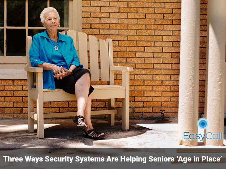 Three Ways Security Systems Are Helping Seniors 'Age in Place'