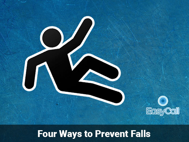 Four Ways to Prevent Falls