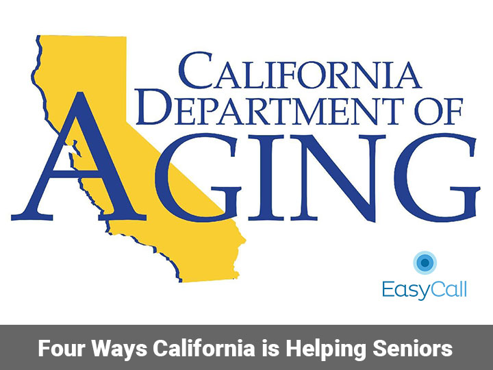 Four Ways the California Department of Aging Supports Seniors