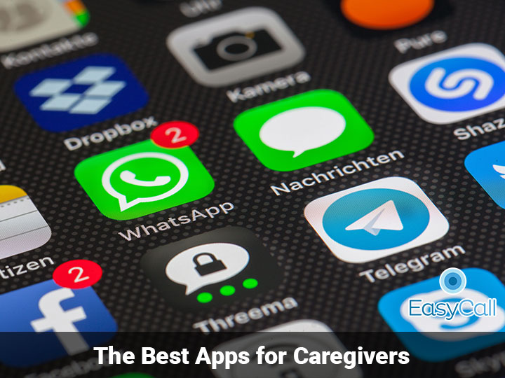 The Best Apps for Caregivers