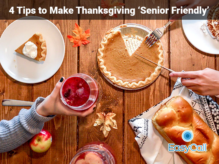 4 Tips to Make Thanksgiving 'Senior Friendly'