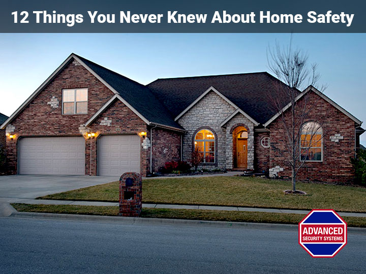 12 Things You Never Knew About Home Safety