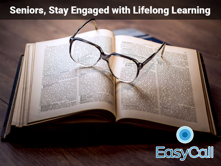 Seniors, Stay Engaged with Lifelong Learning🎓