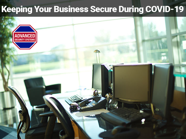 Keeping Your Business Secure During COVID-19