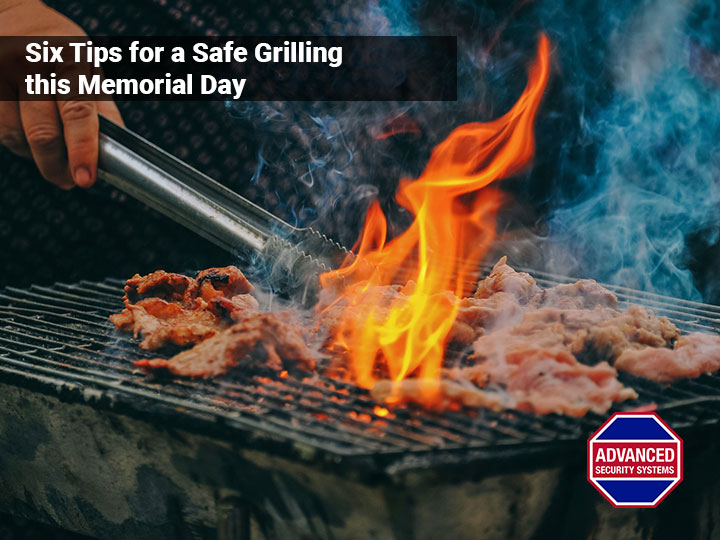 Six Tips for a Safe Grilling this Summer